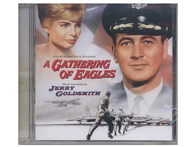 A Gathering of Eagles (soundtrack - CD)