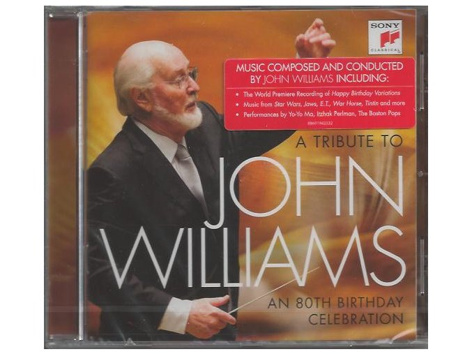 A Tribute to John Williams: An 80th Birthday Celebration (CD)