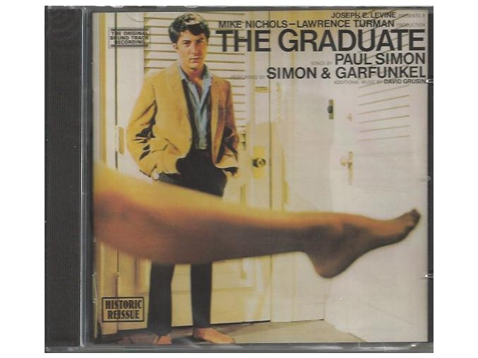 Absolvent (soundtrack - CD) The Graduate