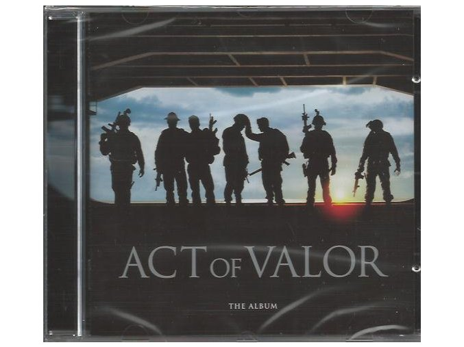 Act of Valor (soundtrack - CD)