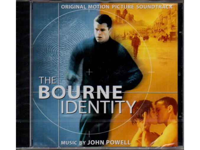 bourne identity soundtrack cd john powell