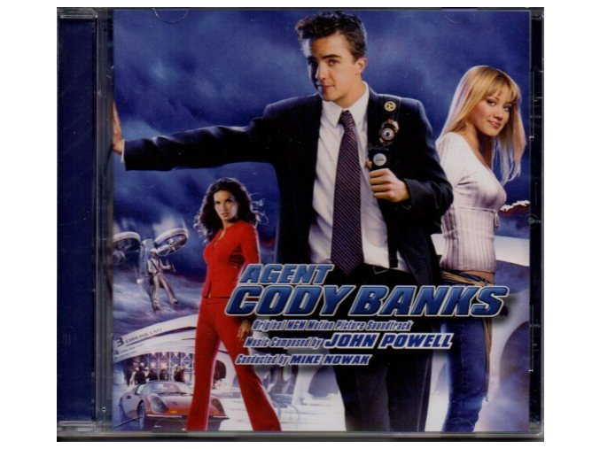 Agent Cody Banks (soundtrack - CD)