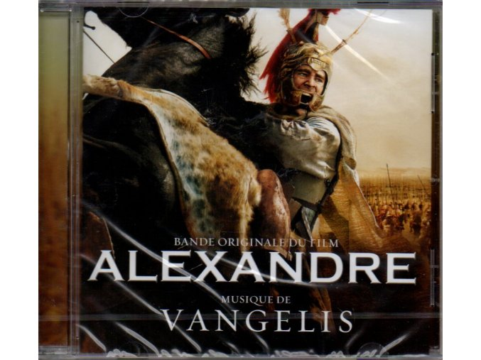 alexandre soundtrack cd vangelis