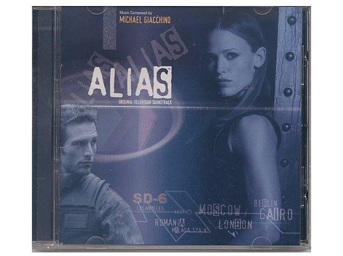 Alias (soundtrack - CD)