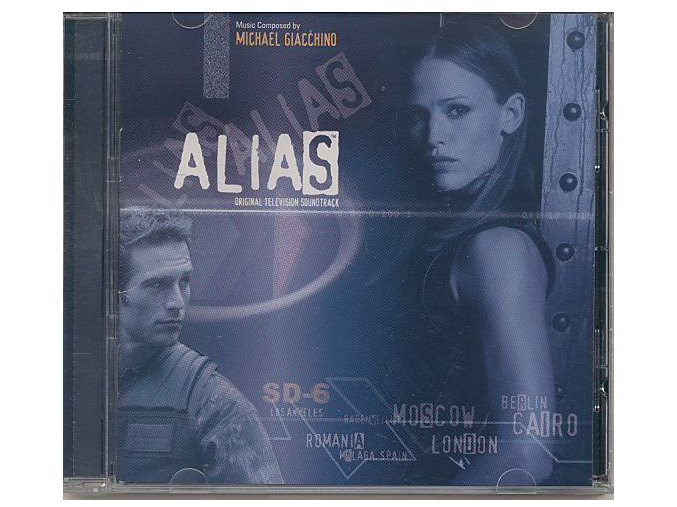 Alias (soundtrack - CD)