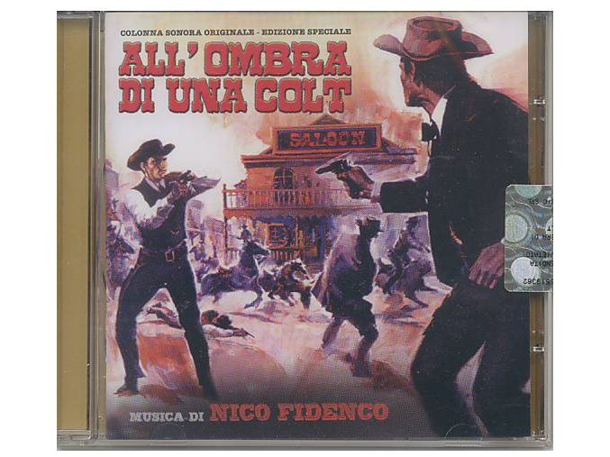 All Ombra Di Una Colt (soundtrack - CD)