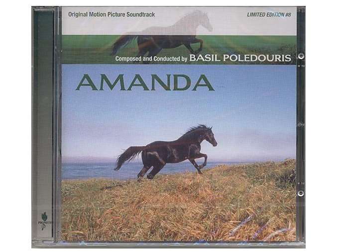 Amanda (soundtrack - CD)