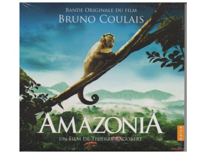 Amazonie (soundtrack - CD) Amazonia