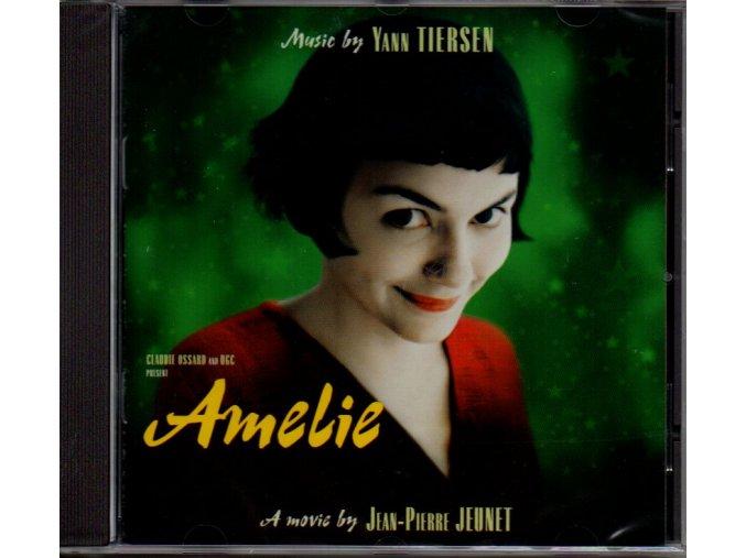 amelie soundtrack cd yann tiersen