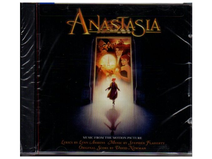 Anastázie (soundtrack - CD) Anastasia
