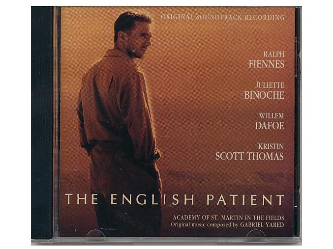 Anglický pacient (soundtrack - CD) The English Patient