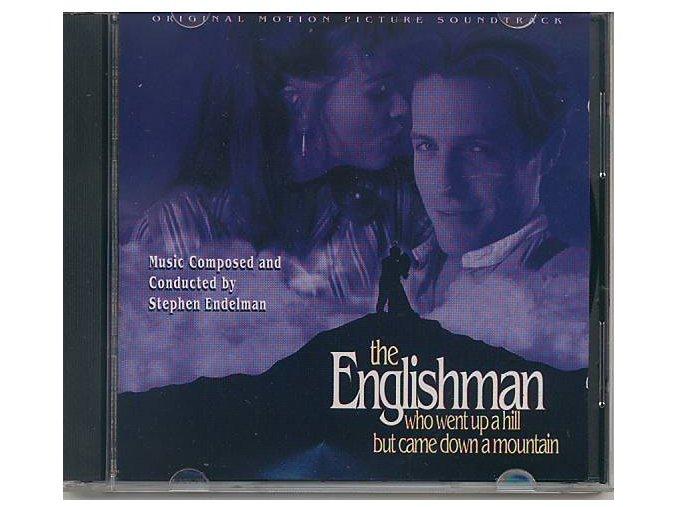 Angličan, který vylezl na kopec (a slezl z hory) (soundtrack - CD) The Englishman Who Went Up a Hill But Came Down a Mountain