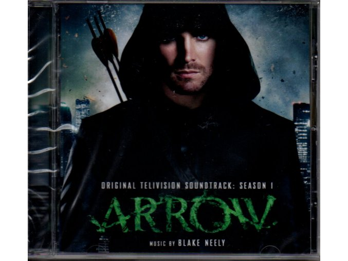 arrow season 1 soundtrack cd blake neely