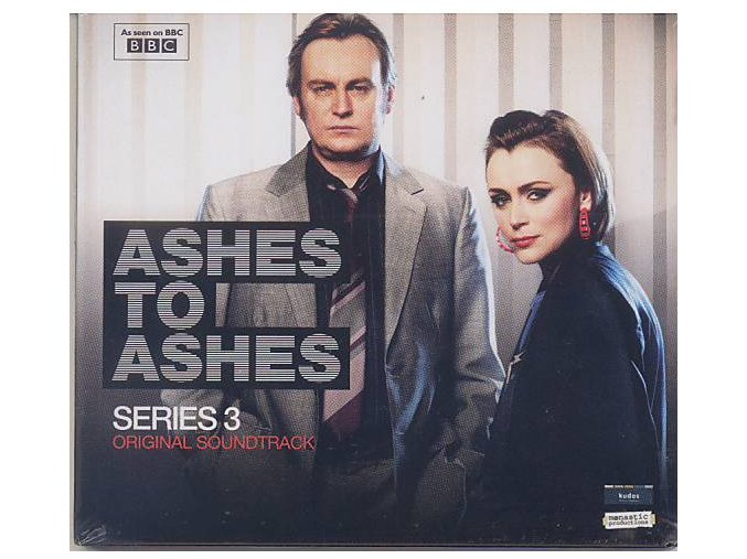 Ashes to Ashes: Series 3 (soundtrack - CD)