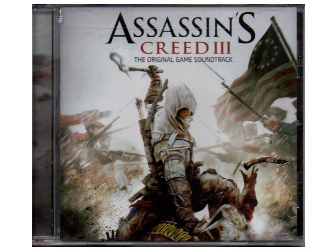 Assassins Creed 3 (soundtrack - CD)