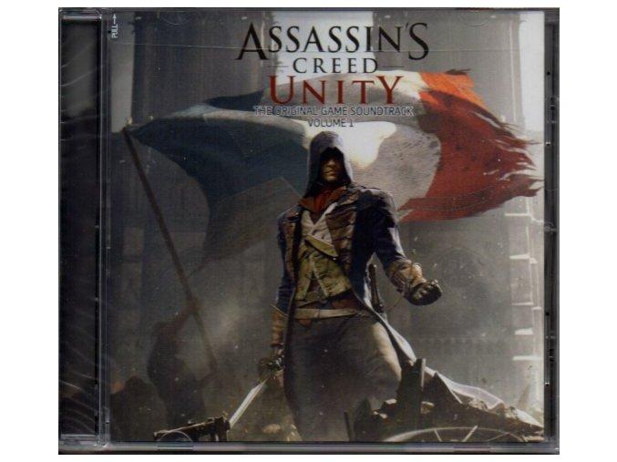 Assassins Creed Unity vol. 1 (soundtrack - CD)