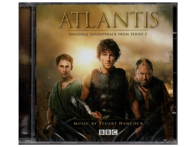 Atlantis Series 2 (soundtrack - CD)