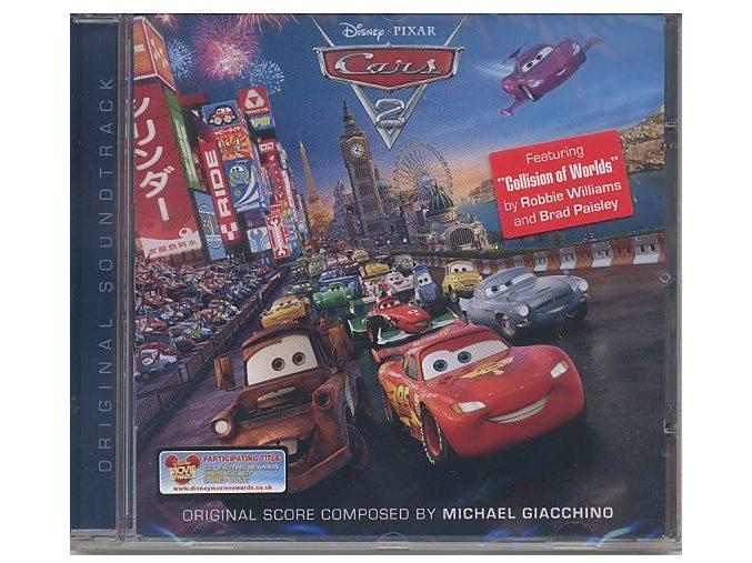 Auta 2 (score - CD) Cars 2