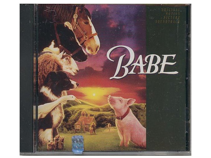 Babe - galantní prasátko (soundtrack - CD)