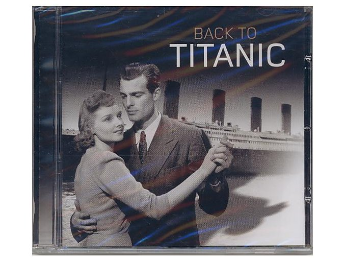 Back to Titanic (soundtrack - CD)