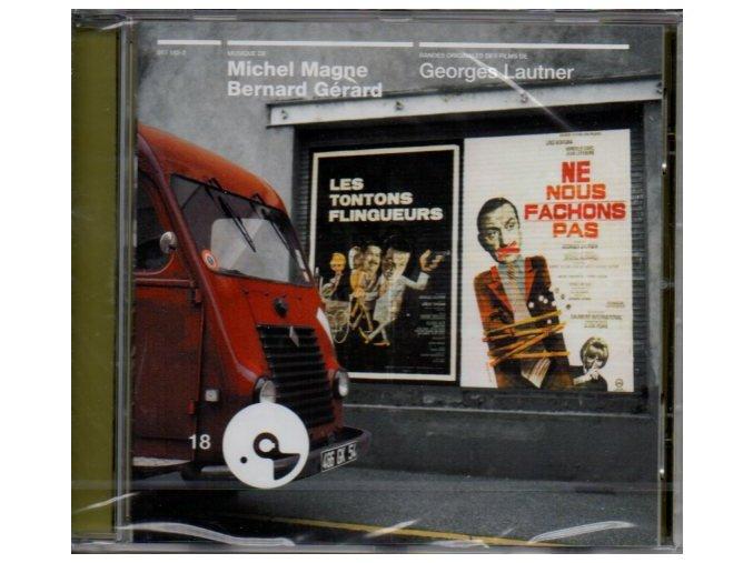 Bandes Originales des films de Gorges Lautner (CD)