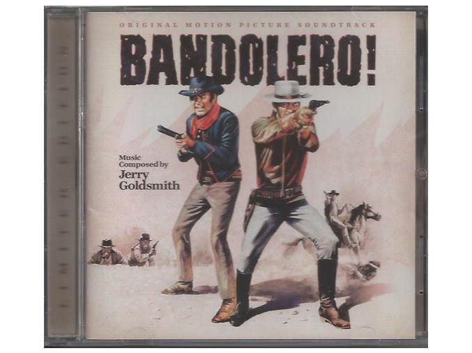 Bandolero (soundtrack - CD)