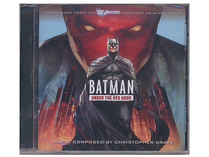 Batman vs. Red Hood (soundtrack - CD) Batman: Under the Red Hood