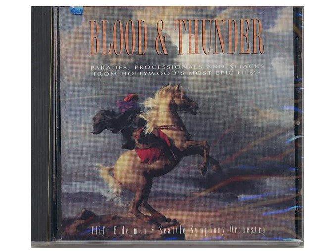 Blood & Thunder (soundtrack - CD)