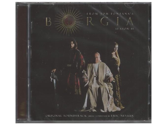 Borgia: Season II (soundtrack - CD)