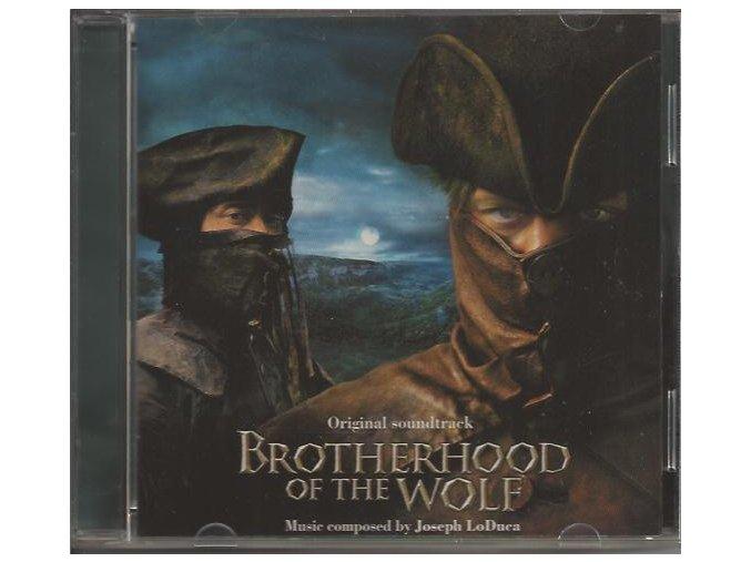 Bratrstvo vlků - Hon na bestii (soundtrack - CD) Brotherhood of the Wolf