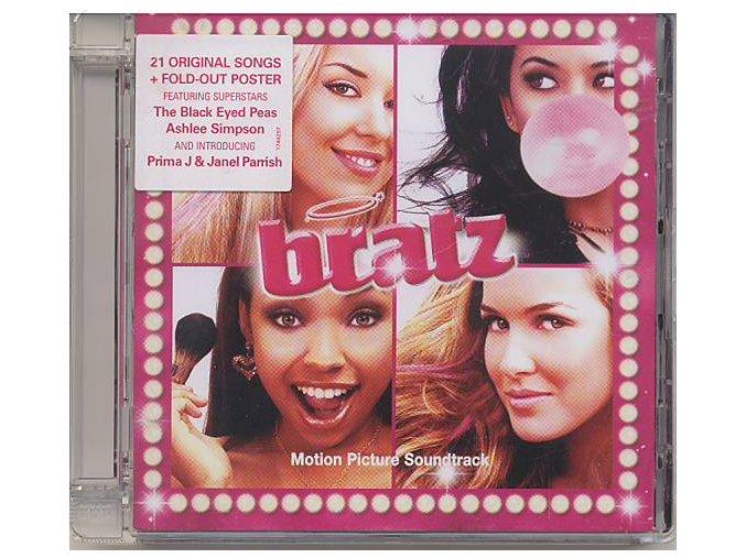 Bratz (soundtrack - CD)