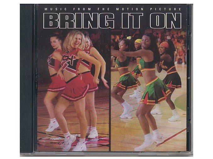 Bravo, girls! (soundtrack - CD) Bring it On