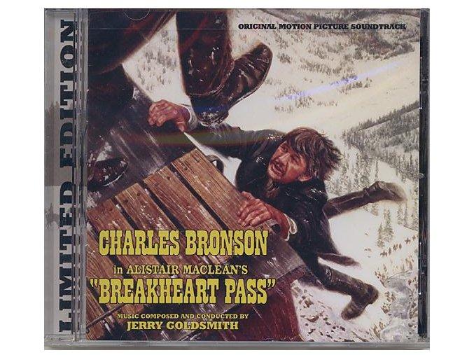 Breakheartský průsmyk (soundtrack - CD) Breakheart Pass