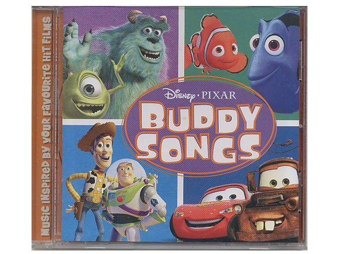 Buddy Songs (CD)