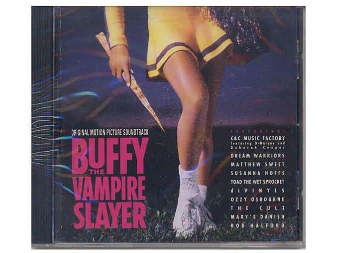 Buffy, zabíječka upírů (soundtrack - CD) Buffy the Vampire Slayer