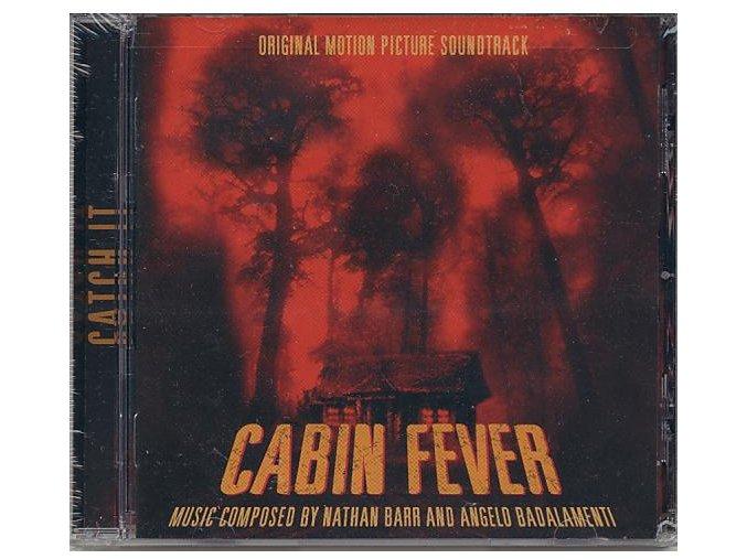 Cabin Fever (soundtrack - CD)