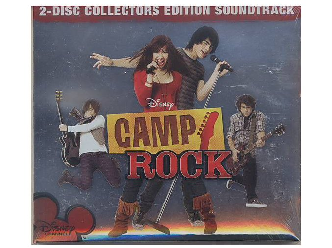 Camp Rock (Collectors Edition ) (soundtrack - CD)