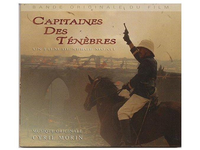 Capitaines des Ténebres (soundtrack - CD)