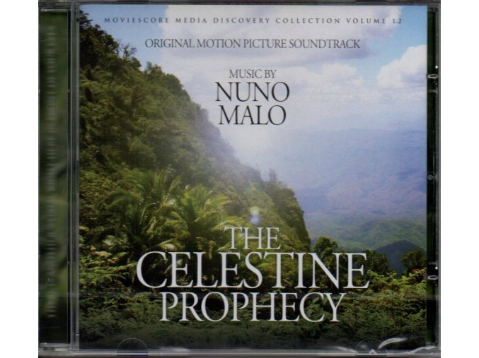 celestine prophecy soundtrack cd nuno malo
