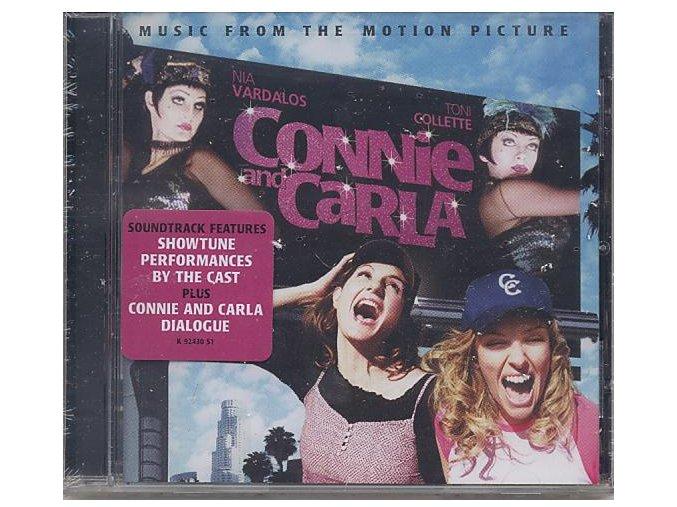 Connie a Carla (soundtrack - CD) Connie and Carla