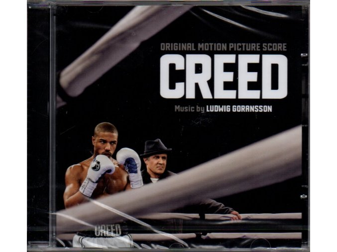 creed soundtrack cd ludwig goransson