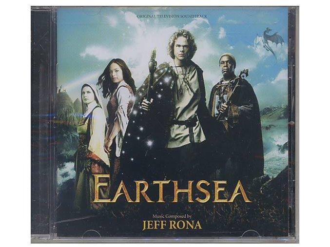 Čaroděj Zeměmoří (soundtrack - CD) Earthsea