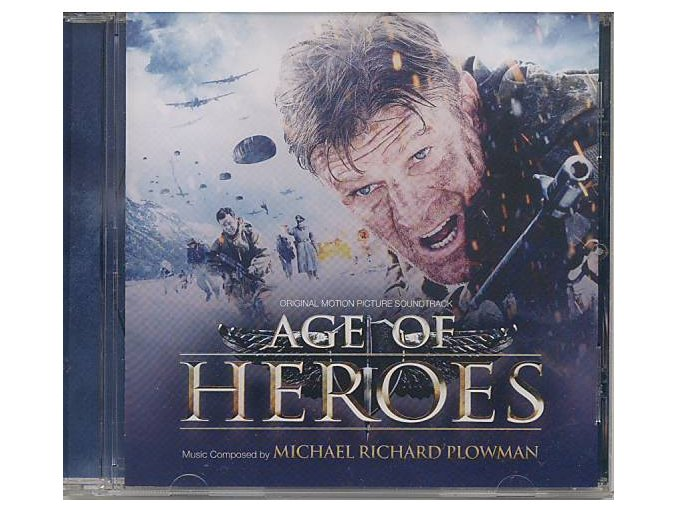 Čas hrdinů (soundtrack - CD) Age of Heroes