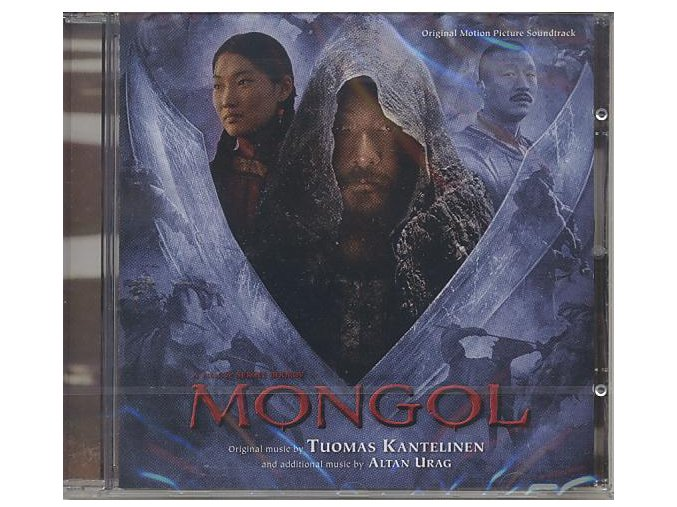 Čingischán (soundtrack - CD) Mongol
