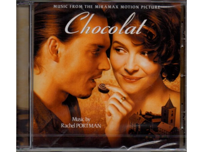 chocolat soundtrack cd rachel portman
