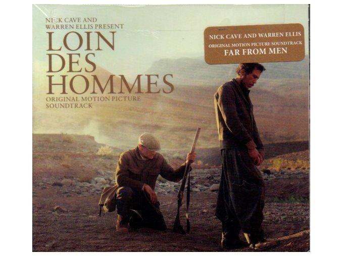Daleko od lidí (soundtrack - CD) Loin des hommes