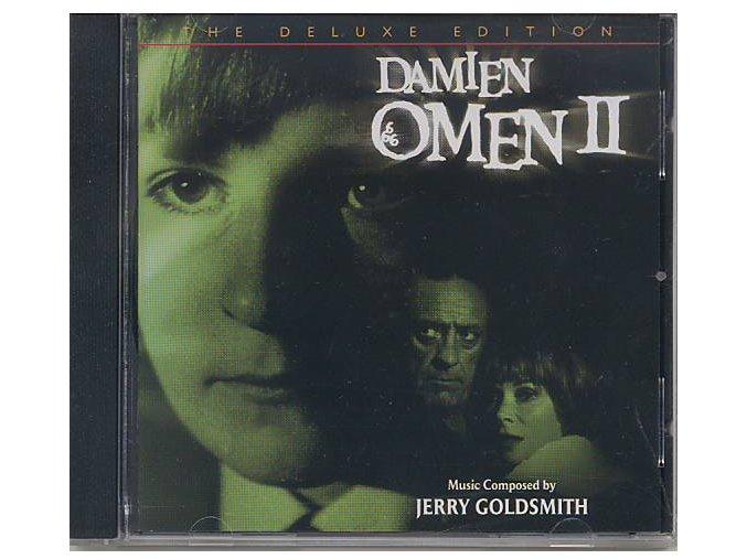 Damien: Omen II (soundtrack - CD)