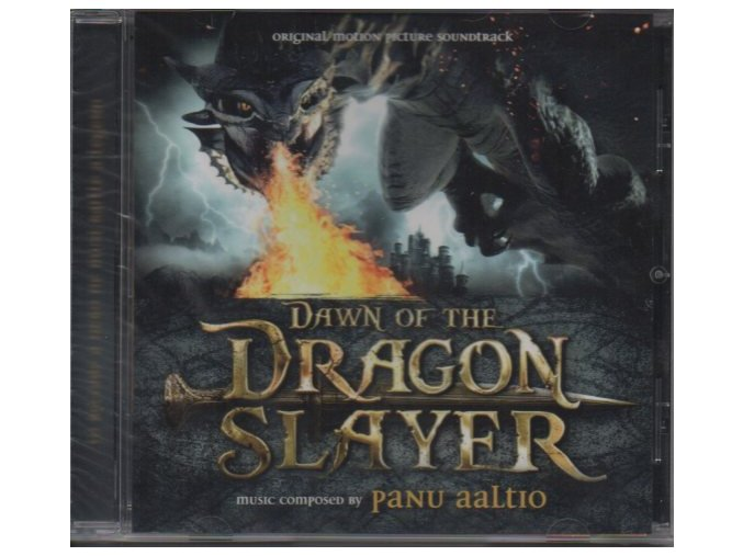 Dawn of the Dragonslayer (soundtrack - CD)