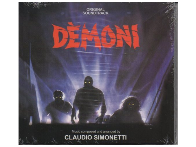 Démoni (soundtrack - CD) Demons