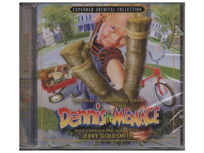Dennis: Postrach okolí (soundtrack - CD) Dennis the Menace